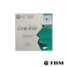 Интраоральный заживляющий пластырь Ora Aid 50x15мм