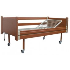 OSD-93 Кровать деревянная функциональная двухсекционная