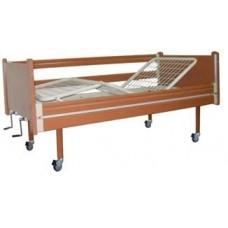 OSD-94 Кровать деревянная функциональная трёхсекционная